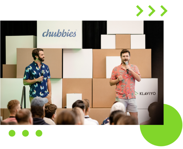 About Chubbues on Stage